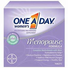 One A Day Menopause