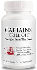 Captains Krill Oil