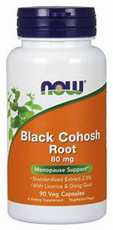 Now Black Cohosh Root